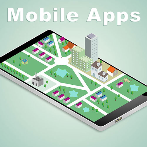Hexagonal Mobile App Design Services